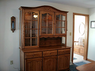 Posted On March 24 2013 By Kenny In Amish Handcrafted Furniture Cabinets China Cabinet Dining Room Family Living