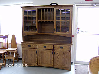 china cabinet – Amish Custom Furniture