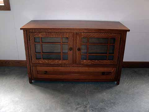 48 Spring Hill Tv Stand Amish Custom Furniture