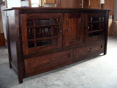 60 Spring Hill TV Stand