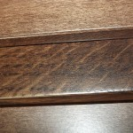 #25 Stain Selection in hard maple, hickory, soft maple, QSWO, Cherry