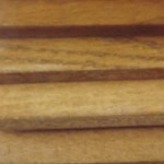 #6 stain selection in Cherry, Hickory, Hard Maple, Soft Maple, OSWO, Oak