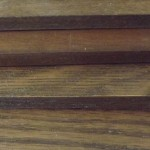 #8 stain selection in Cherry, Hickory, Hard Maple, Soft Maple, OSWO,Oak