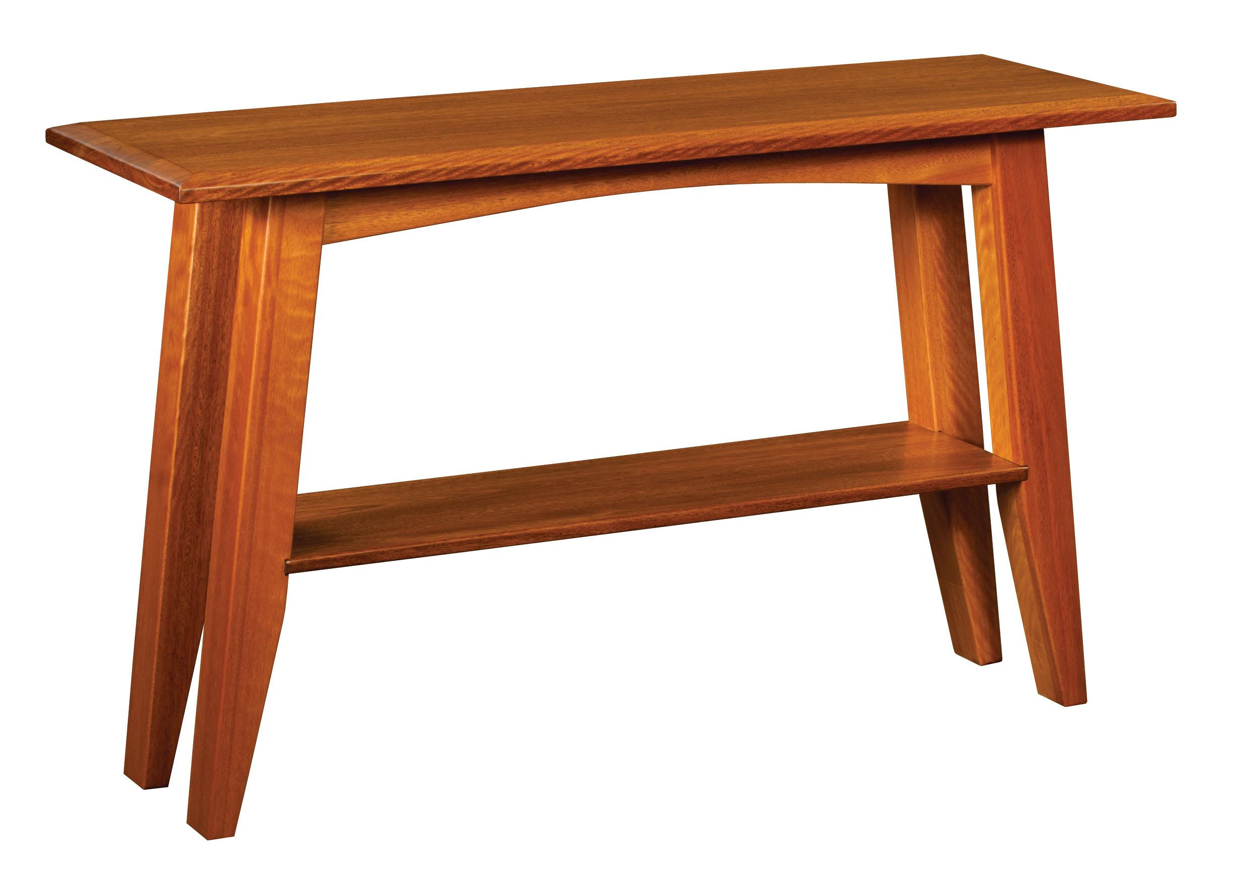 Albany Sofa Table Amish Custom Furniture