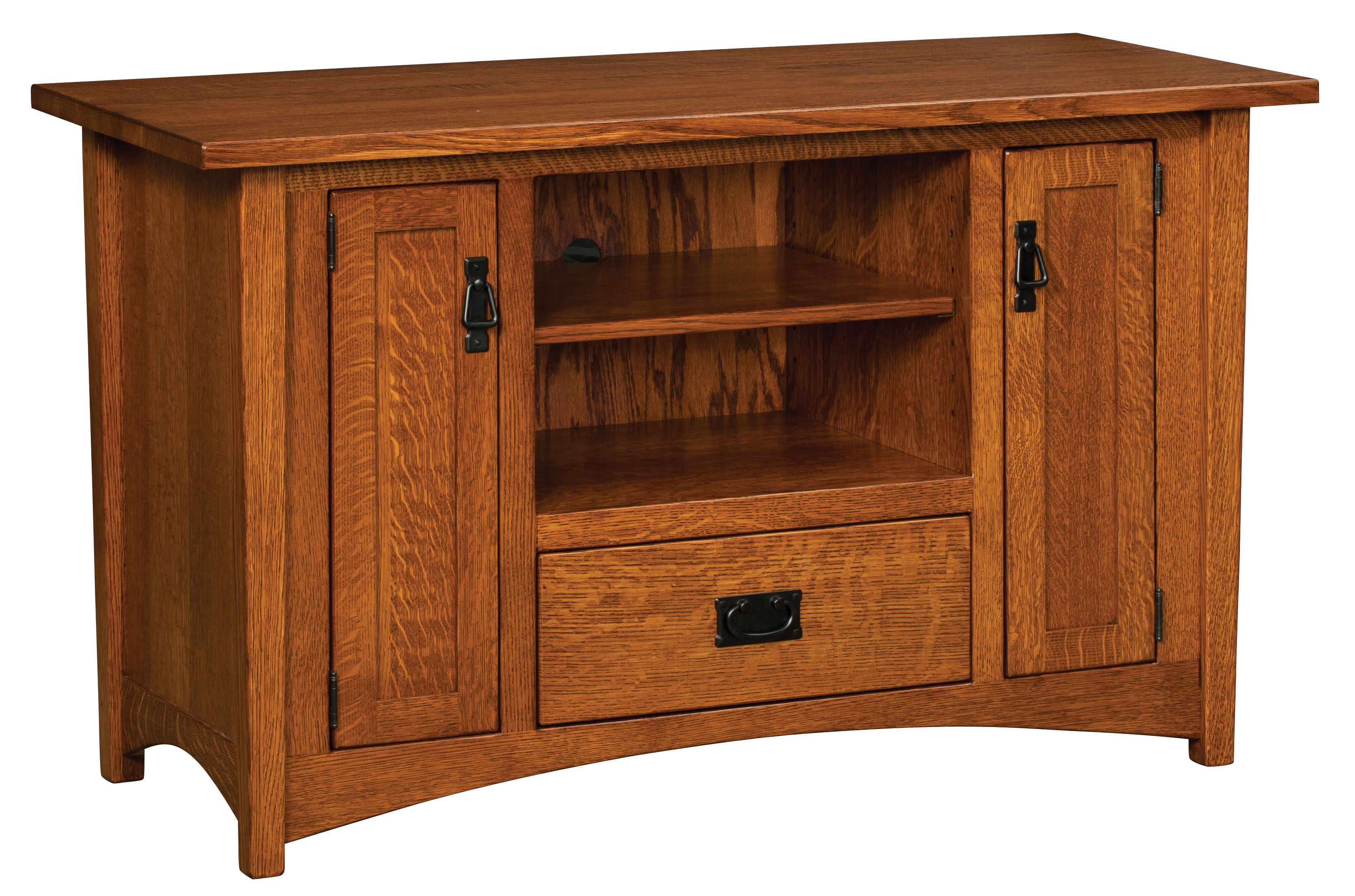 Arts Crafts Pub Table Amish Custom Furniture