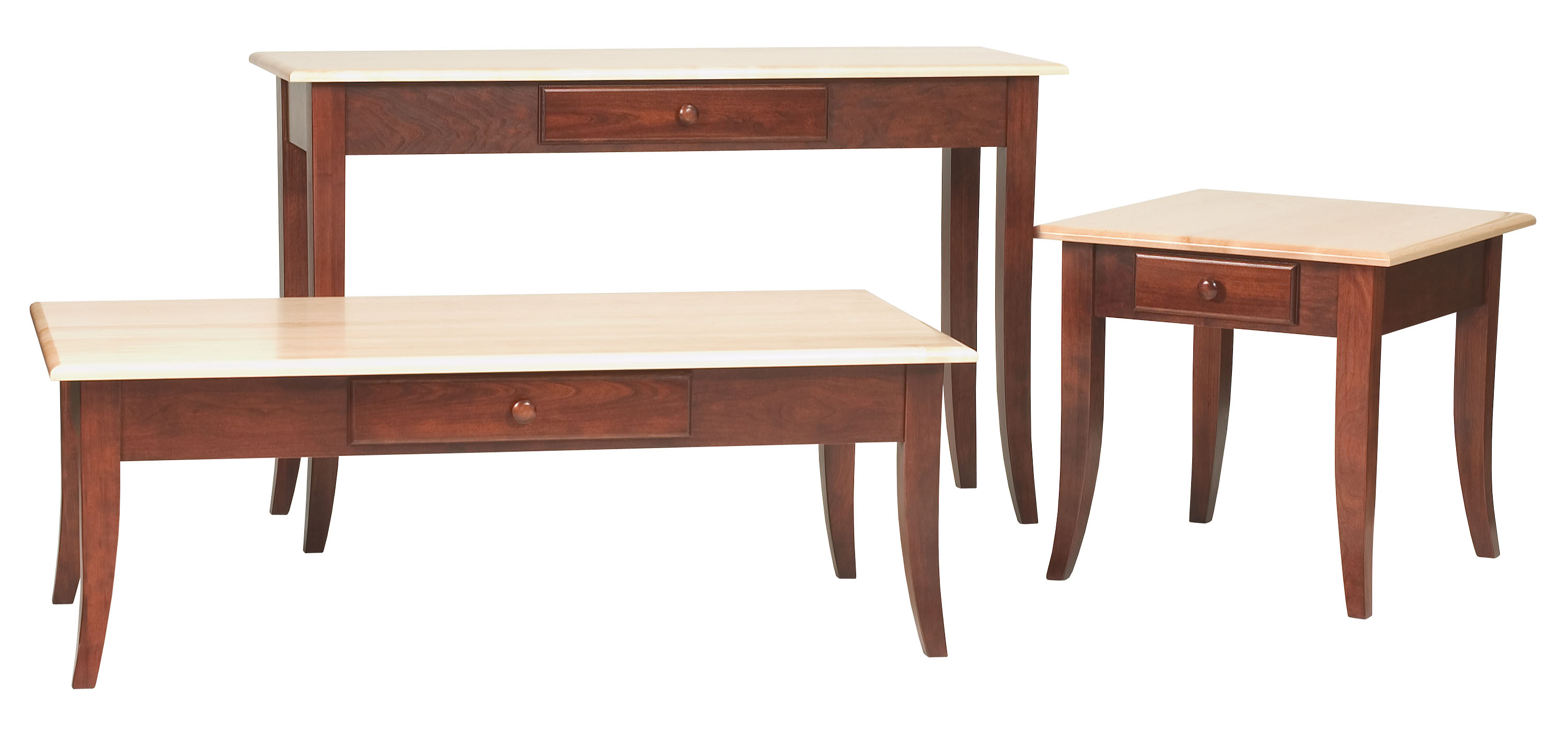 Carlisle Shake Sofa Table